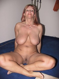 Tied up naked mature wife and other..