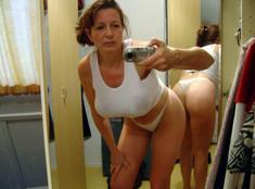 Nude mature women, amateur homemade..