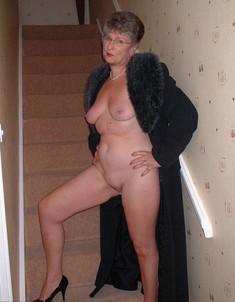 Fatty mature women not hesitate to..